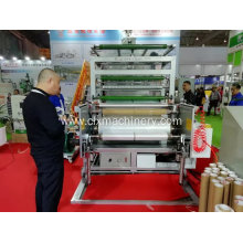 Environmental Protection Plastic Strech Film Extrusion Machine